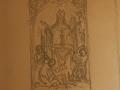 Rysunki i szkice Ludwika Konarzewskiego (seniora) związane z powstawaniem ołtarza głównego oraz obrazu św. Stanisława BM z maja 1951 r. [004]