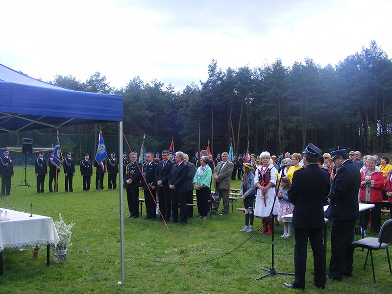 Święto św. Floriana – strażackie uroczystości gminne w Kolbarku (07.05.2016) [008]