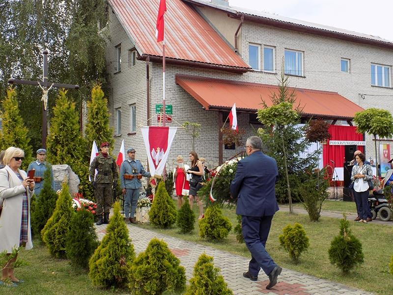 VI Piknik Historyczny JURA 1914 w Krzywopłotach (14.09.2019) [010]