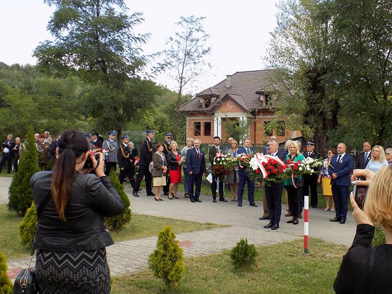 VI Piknik Historyczny JURA 1914 w Krzywopłotach (14.09.2019) [011]
