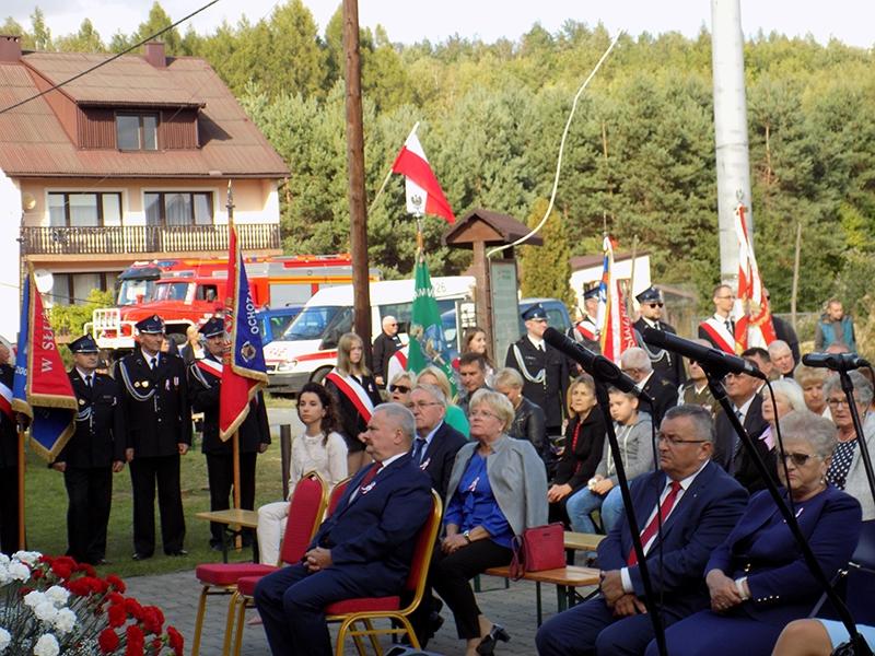 VI Piknik Historyczny JURA 1914 w Krzywopłotach (14.09.2019) [028]