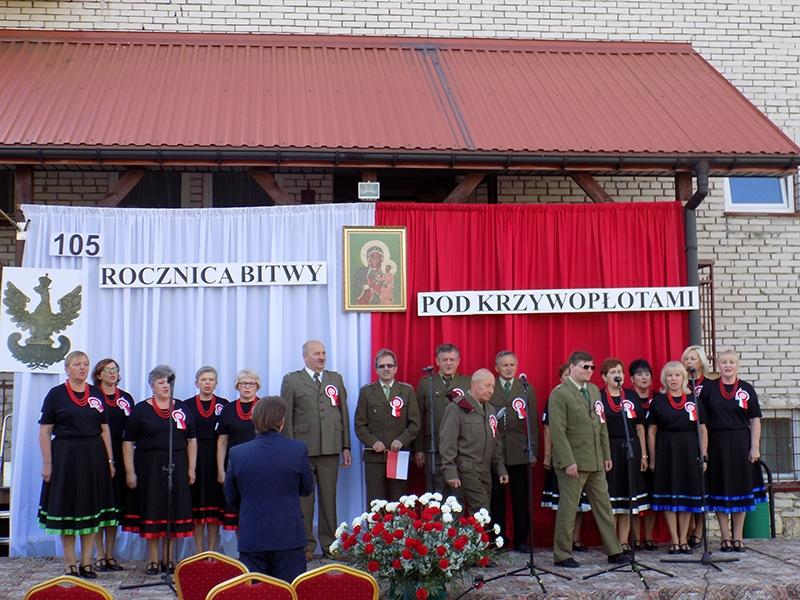 VI Piknik Historyczny JURA 1914 w Krzywopłotach (14.09.2019) [035]