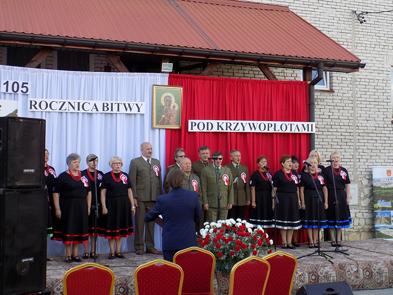 VI Piknik Historyczny JURA 1914 w Krzywopłotach (14.09.2019) [036]
