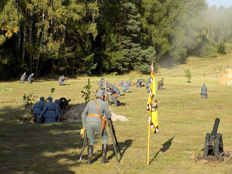 VI Piknik Historyczny JURA 1914 w Krzywopłotach (14.09.2019) [044]