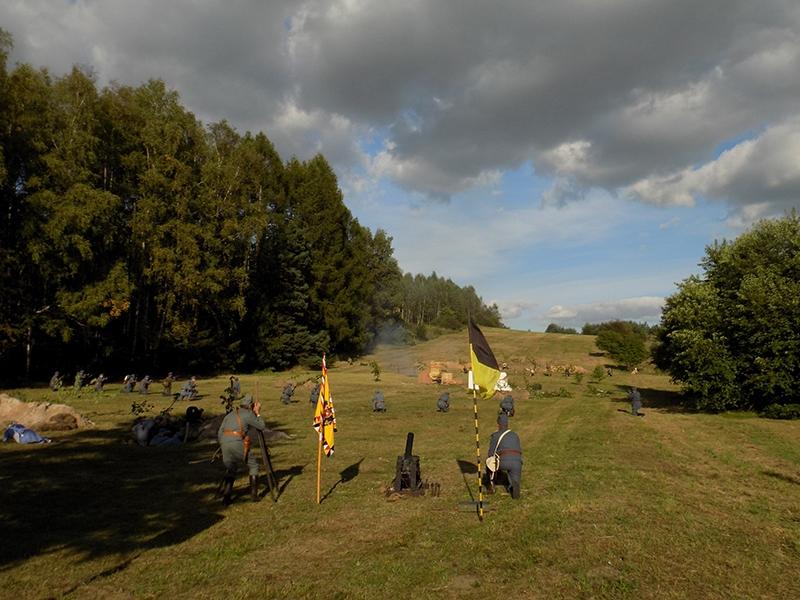 VI Piknik Historyczny JURA 1914 w Krzywopłotach (14.09.2019) [048]