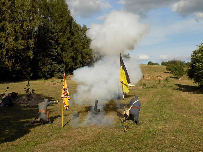 VI Piknik Historyczny JURA 1914 w Krzywopłotach (14.09.2019) [049]