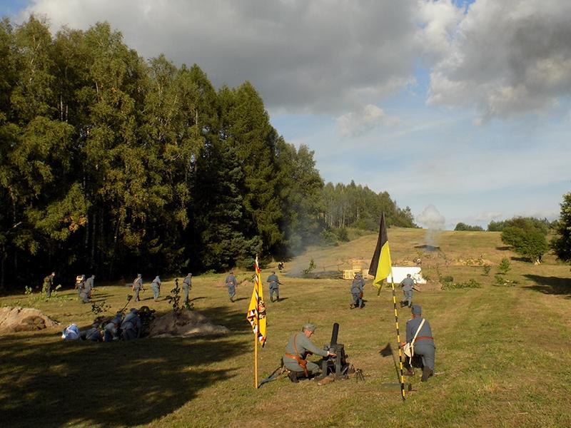 VI Piknik Historyczny JURA 1914 w Krzywopłotach (14.09.2019) [051]
