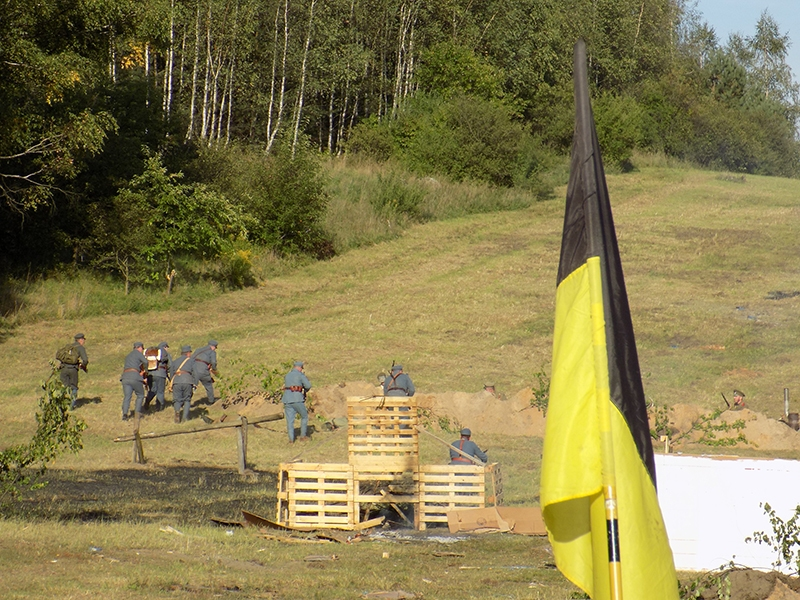 VI Piknik Historyczny JURA 1914 w Krzywopłotach (14.09.2019) [053]
