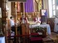 Wizyta kanoniczna ks. bp Grzegorza Kaszaka w parafii (09.04.2017) [005]
