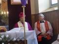 Wizyta kanoniczna ks. bp Grzegorza Kaszaka w parafii (09.04.2017) [009]