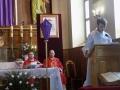 Wizyta kanoniczna ks. bp Grzegorza Kaszaka w parafii (09.04.2017) [013]
