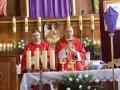 Wizyta kanoniczna ks. bp Grzegorza Kaszaka w parafii (09.04.2017) [019]