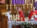 Wizyta kanoniczna ks. bp Grzegorza Kaszaka w parafii (09.04.2017) [020]