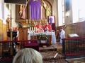 Wizyta kanoniczna ks. bp Grzegorza Kaszaka w parafii (09.04.2017) [021]