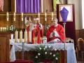 Wizyta kanoniczna ks. bp Grzegorza Kaszaka w parafii (09.04.2017) [022]