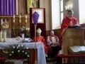 Wizyta kanoniczna ks. bp Grzegorza Kaszaka w parafii (09.04.2017) [027]