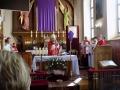 Wizyta kanoniczna ks. bp Grzegorza Kaszaka w parafii (09.04.2017) [029]