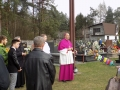 Wizyta kanoniczna ks. bp Grzegorza Kaszaka w parafii (09.04.2017) [034]
