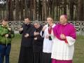 Wizyta kanoniczna ks. bp Grzegorza Kaszaka w parafii (09.04.2017) [037]