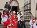 Wizyta kanoniczna ks. bp Grzegorza Kaszaka w parafii (09.04.2017) [045]
