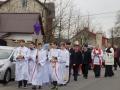 Wizyta kanoniczna ks. bp Grzegorza Kaszaka w parafii (09.04.2017) [046]