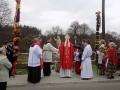 Wizyta kanoniczna ks. bp Grzegorza Kaszaka w parafii (09.04.2017) [052]