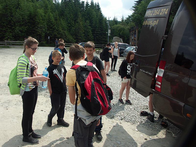 Wycieczka do Babiogórskiego Parku Narodowego 2015 r. (01.07.2015) [001]
