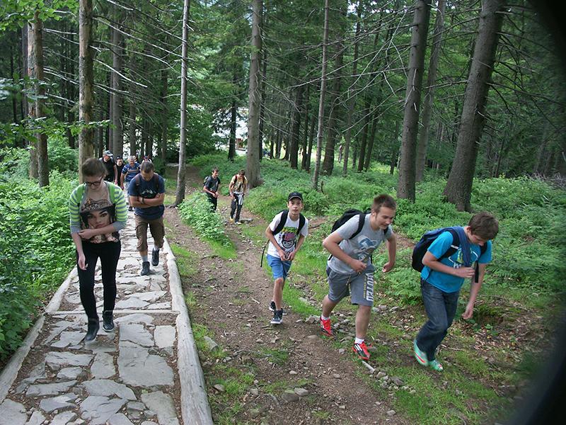 Wycieczka do Babiogórskiego Parku Narodowego 2015 r. (01.07.2015) [002]