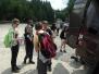 Wycieczka do Babiogórskiego Parku Narodowego 2015 r. (01.07.2015)