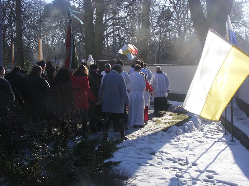 [022] Peregrynacja symboli ŚDM Chechło (15.02.2015) (4)