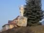 Wzniesienie i poświęcenie figury św. Stanisława BM (09.04.2017)