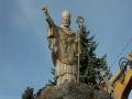 Wzniesienie i poświęcenie figury św. Stanisława BM [011] (05.11.2016)