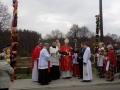 Wzniesienie i poświęcenie figury św. Stanisława BM [015] (09.04.2017)