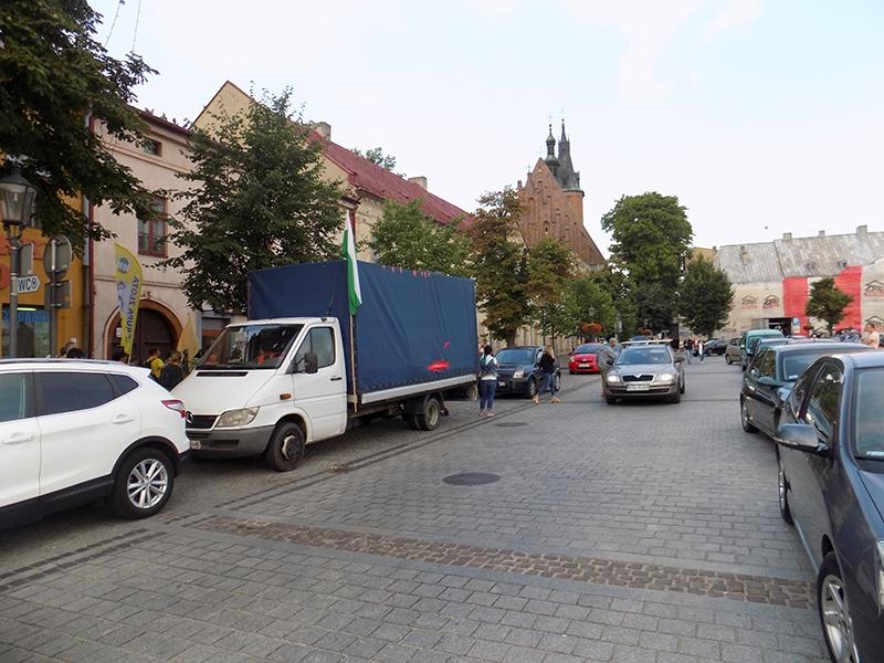 XXVI Sosnowiecka Piesza Pielgrzymka na Jasną Górę (09.08.2017) [001]