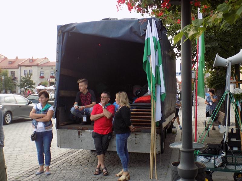 XXVI Sosnowiecka Piesza Pielgrzymka na Jasną Górę (09.08.2017) [003]