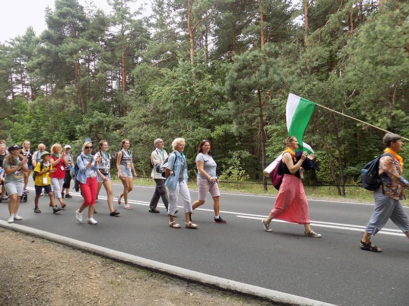 XXVI Sosnowiecka Piesza Pielgrzymka na Jasną Górę (09.08.2017) [014]