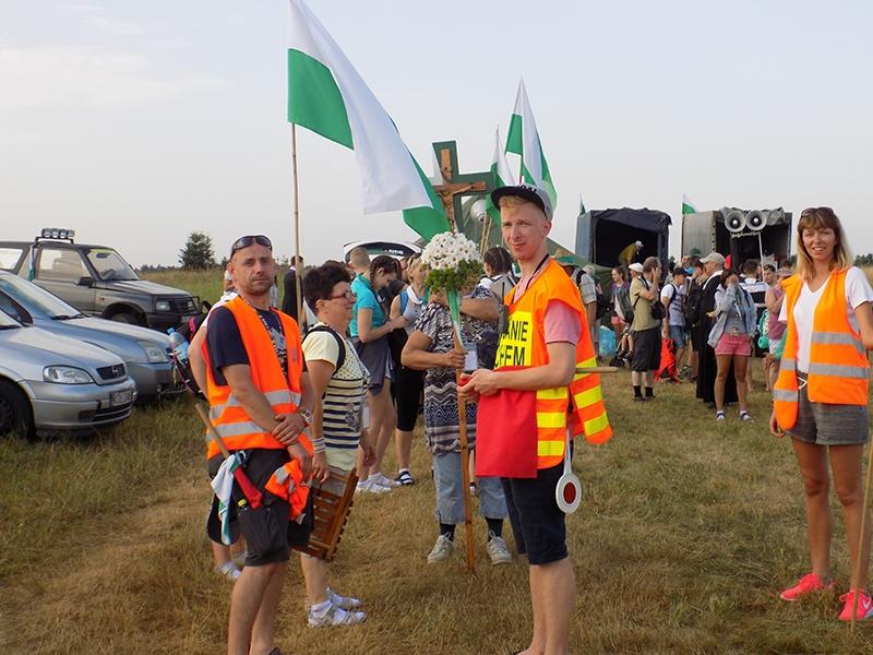 XXVI Sosnowiecka Piesza Pielgrzymka na Jasną Górę (11.08.2017) [045]