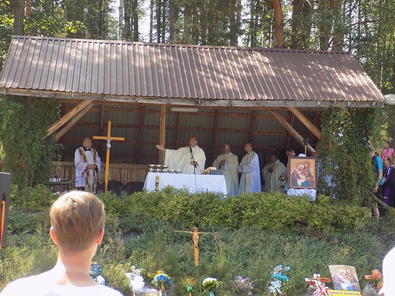 XXVI Sosnowiecka Piesza Pielgrzymka na Jasną Górę (11.08.2017) [057]