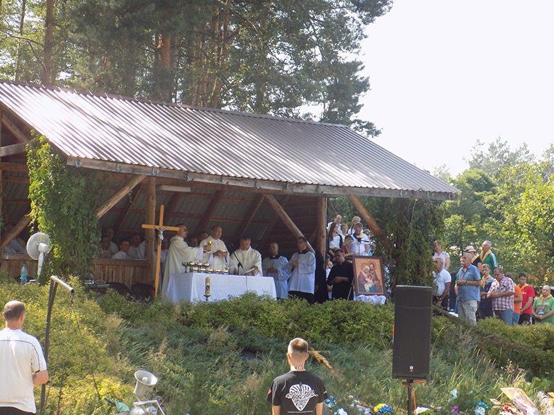 XXVI Sosnowiecka Piesza Pielgrzymka na Jasną Górę (11.08.2017) [062]