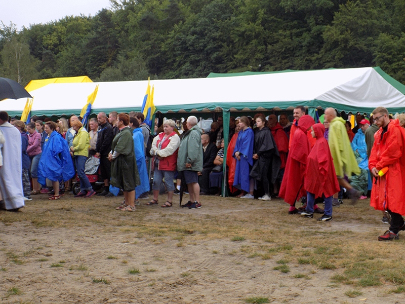 XXVI Sosnowiecka Piesza Pielgrzymka na Jasną Górę (12.08.2017) [081]