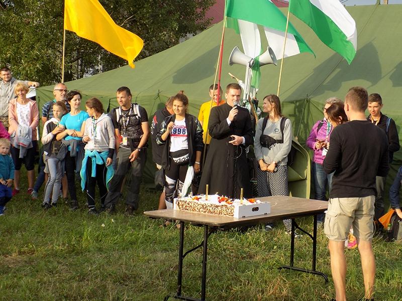 XXVI Sosnowiecka Piesza Pielgrzymka na Jasną Górę (12.08.2017) [117]