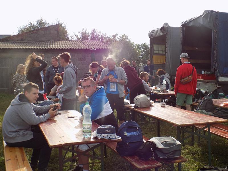 XXVI Sosnowiecka Piesza Pielgrzymka na Jasną Górę (13.08.2017) [121]