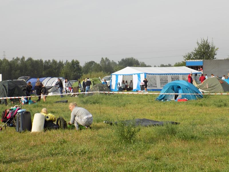 XXVI Sosnowiecka Piesza Pielgrzymka na Jasną Górę (13.08.2017) [125]