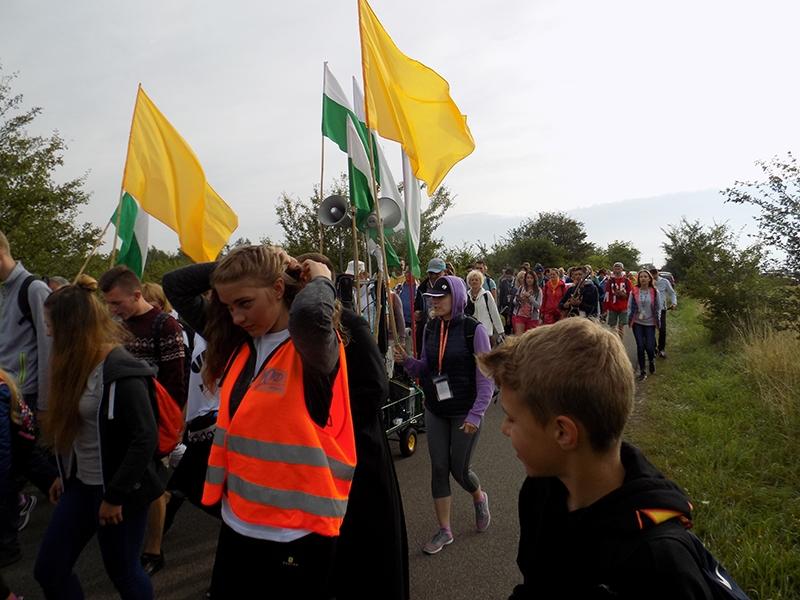XXVI Sosnowiecka Piesza Pielgrzymka na Jasną Górę (13.08.2017) [130]