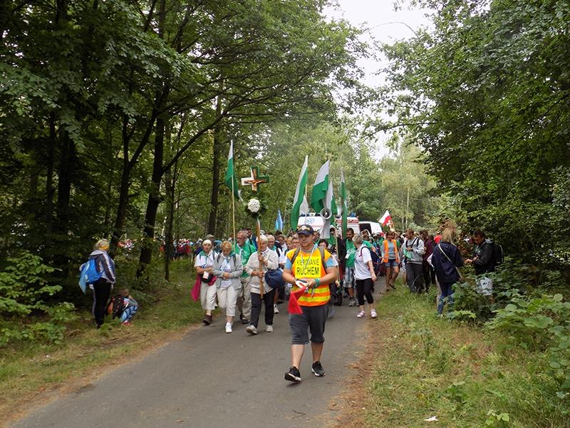 XXVI Sosnowiecka Piesza Pielgrzymka na Jasną Górę (13.08.2017) [137]