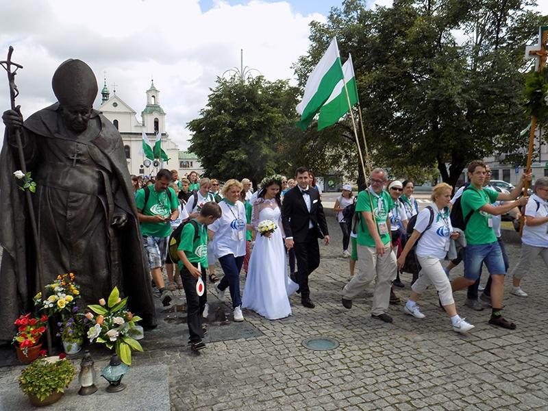 XXVI Sosnowiecka Piesza Pielgrzymka na Jasną Górę (13.08.2017) [142]
