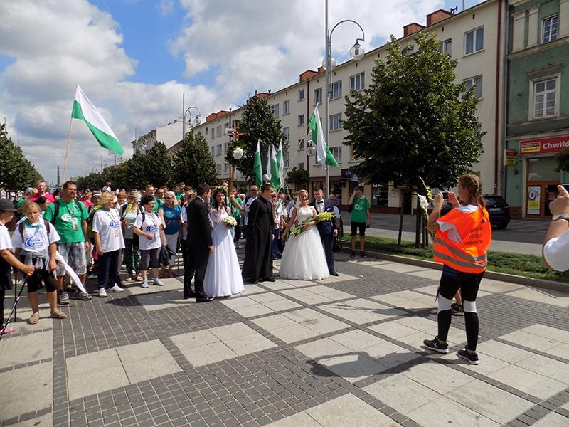 XXVI Sosnowiecka Piesza Pielgrzymka na Jasną Górę (13.08.2017) [145]