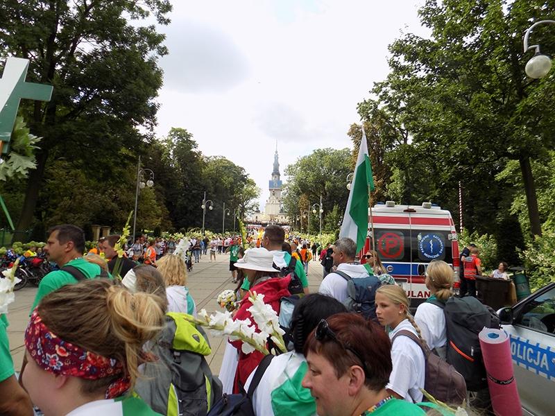 XXVI Sosnowiecka Piesza Pielgrzymka na Jasną Górę (13.08.2017) [147]