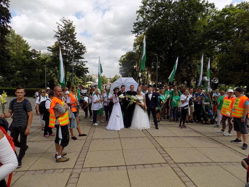 XXVI Sosnowiecka Piesza Pielgrzymka na Jasną Górę (13.08.2017) [150]