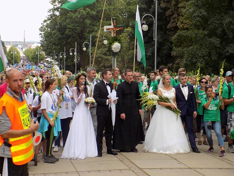 XXVI Sosnowiecka Piesza Pielgrzymka na Jasną Górę (13.08.2017) [153]